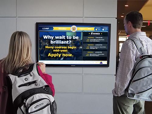 Education-Digital-Signage